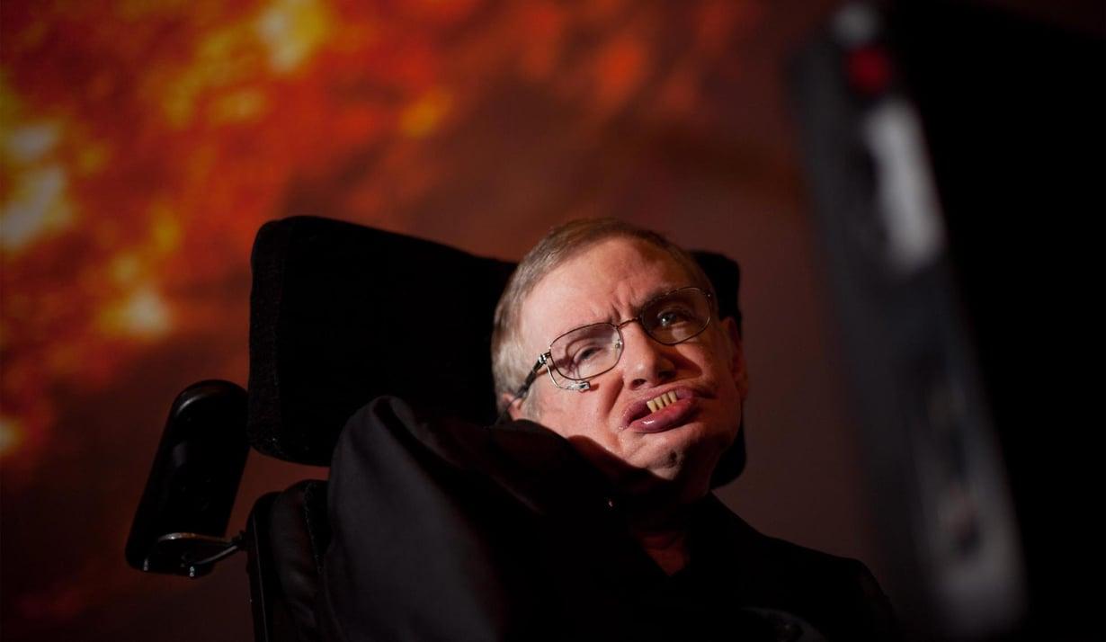Stephen Hawking ehti vielä ennen kuolemaansa tehdä laskelmia maailmankaikkeuden luonteesta. Kuva: Stephen Hawkings Universe