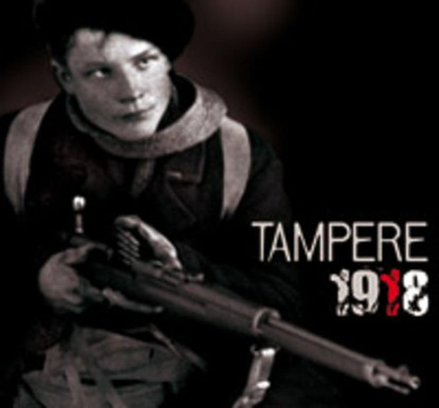 Tuomas Hoppu & julkaisuryhmä, <i>Tampere 1918</i>. (Vapriikki).