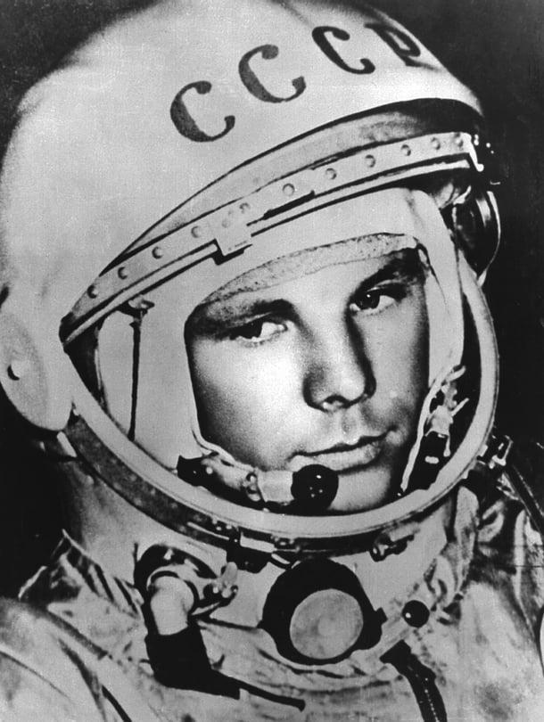 """Kierros Maan ympäri kesti vain 109 minuuttia mutta oli uskalias yritys. Vostok-alusta oli testattu vasta viidellä miehittämättömällä lennolla. Kuva: <span class=""""photographer"""">Esa</span>"""