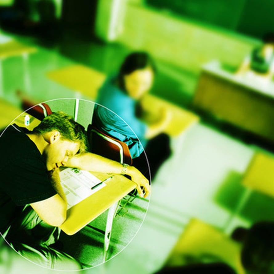 """REM-uni lisää luovuutta. Kuva: <span class=""""photographer"""">Kuvapörssi</span>"""