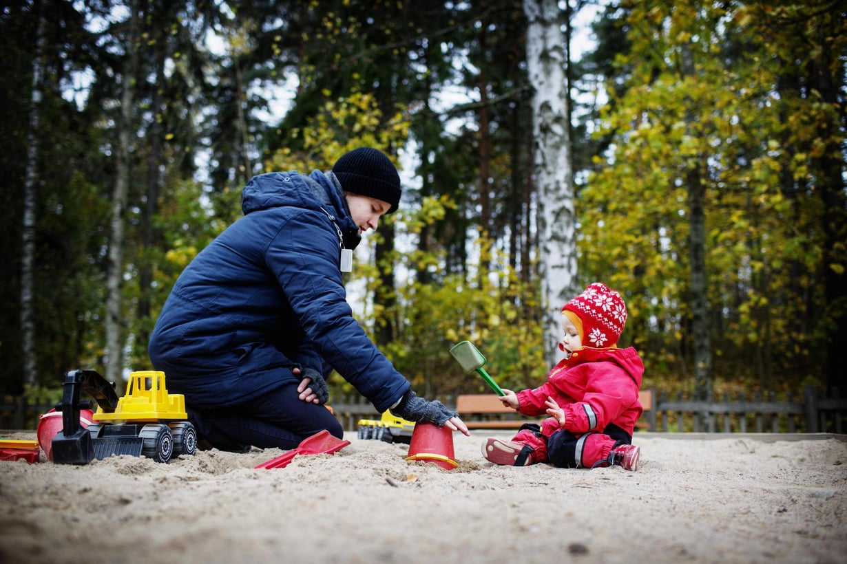 Isyys pidentää ikää. Kuva: Kaisa Rautaheimo / HS