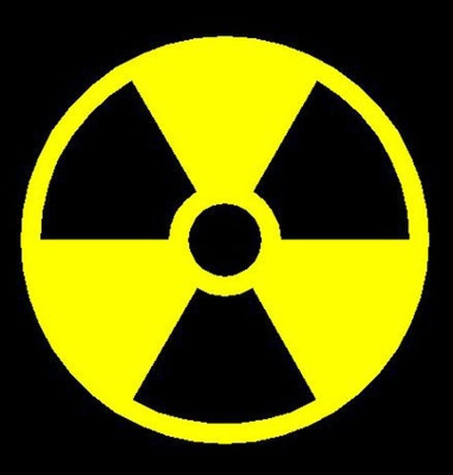 Kuva <A HREF=http://commons.wikimedia.org/wiki/File:Nuclear_symbol.jpg>Wikimedia Commons</A>.