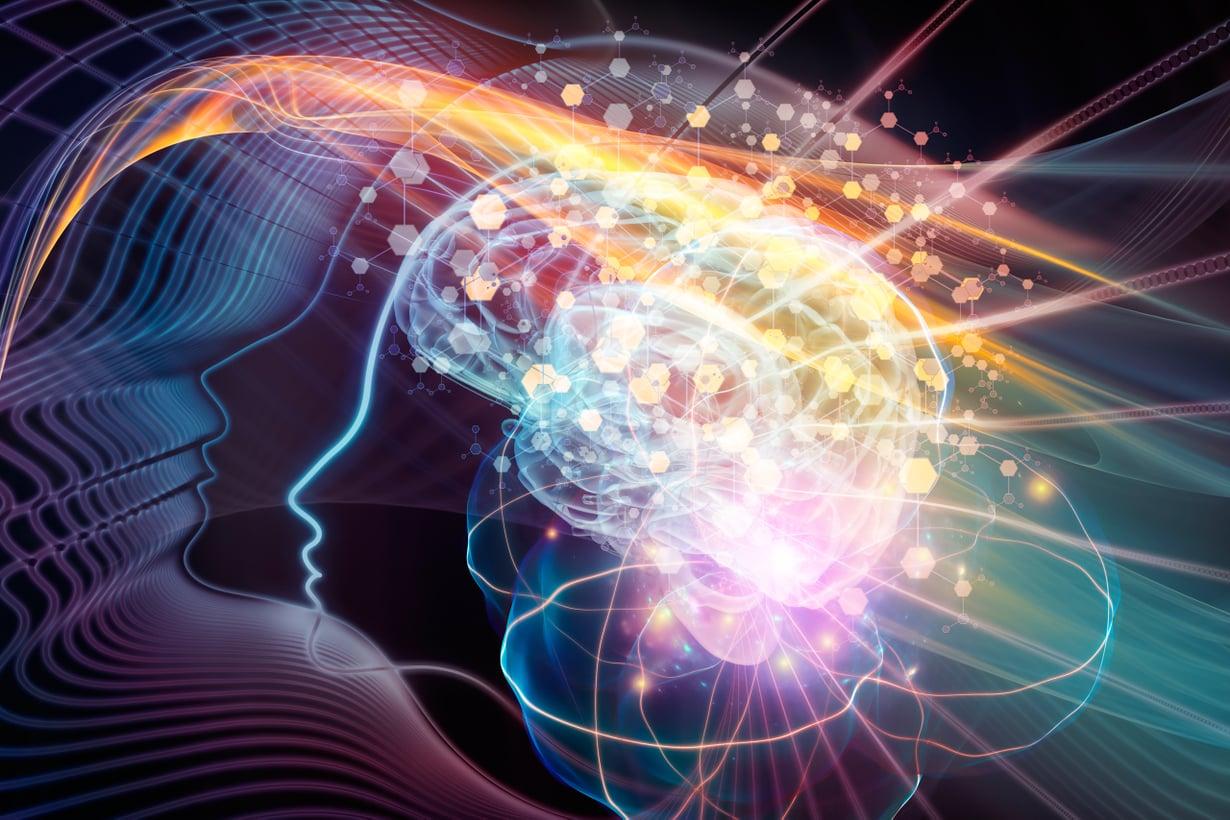 Tietoisuus ei ole vakaa tila vaan vaihtelee alati. Se tarjoaa tilaisuuksia oudoille aistimuksille. Kuva: iStock