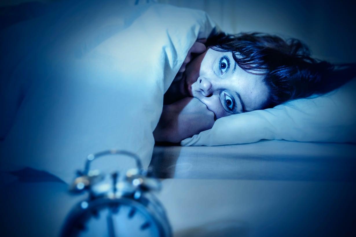 Biologinen unen tarve näyttää olevan pikemmin seitsemän kuin kahdeksan tuntia. Kuva: Shutterstock