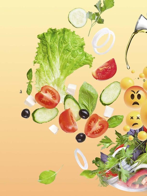 """Saat sellaisen suolistomikrobiston, jollaista syötät. Kuva: <span class=""""photographer"""">Getty Images</span>"""