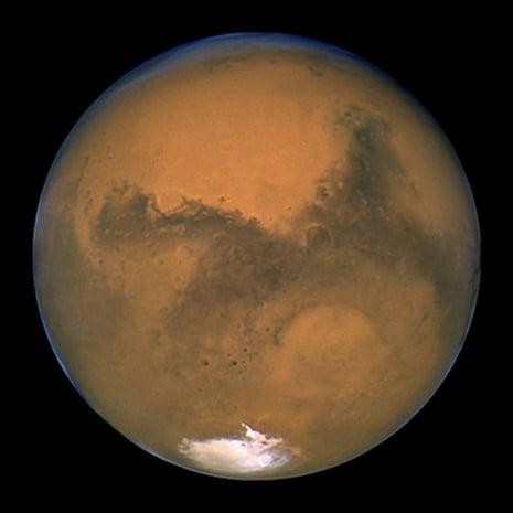 Marsin Ilmakehä