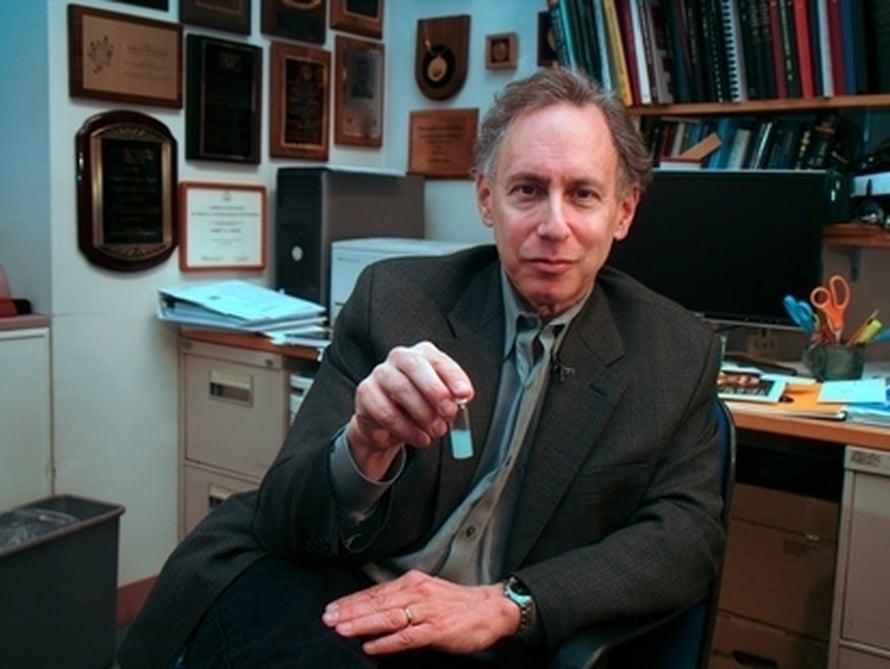 """Robert Langer. Kuva: <span class=""""photographer"""">Millennium Technology Prize</span>"""