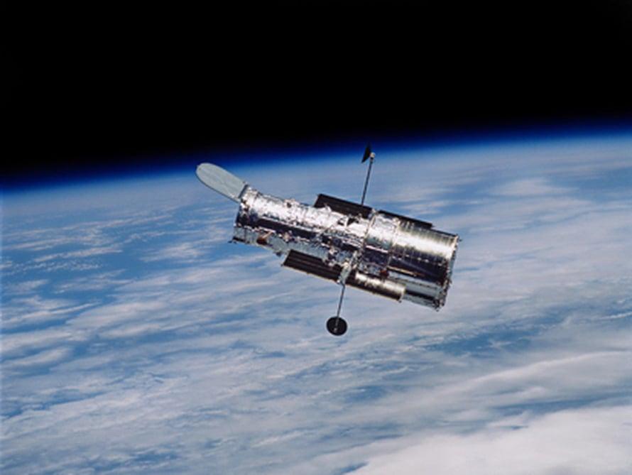 Hubble huolletaan, mutta monilta muilta kaukoputkilta loppuu rahoitus. Kuva Kuva NASA ja STScI