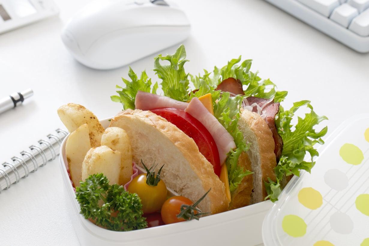 Ateria antaa malttia. Kuva: Getty Images