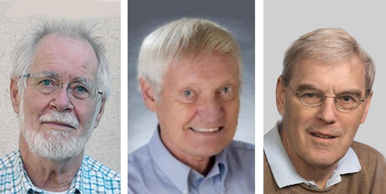 Jacques Dubochet, Joachim Frank ja Richard Henderson