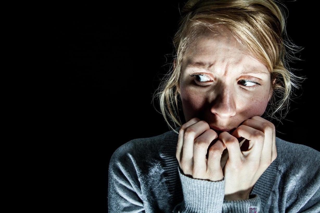 Pelko voi lukita paikoilleen. Kuva: Shutterstock