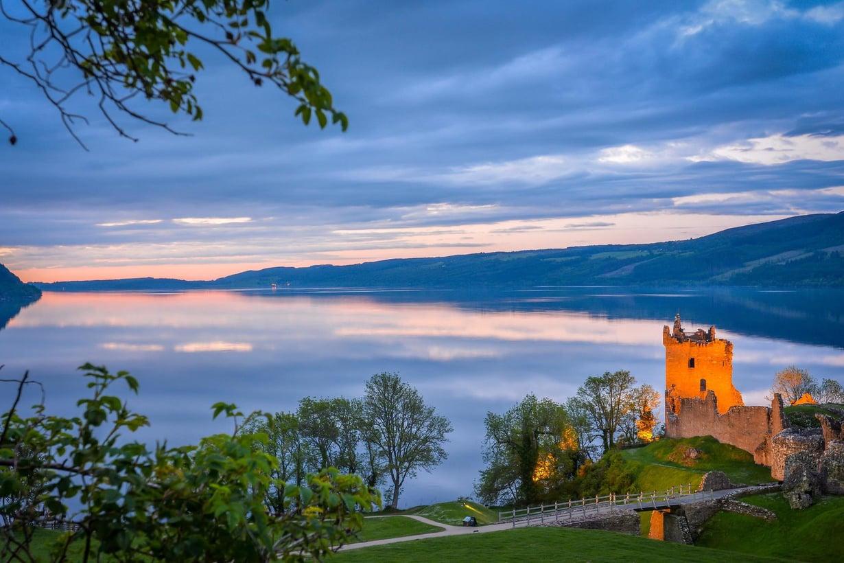 Legenda Loch Nessin hirviöstä voi olla 500-luvulta peräisin. Kuva: Shutterstock
