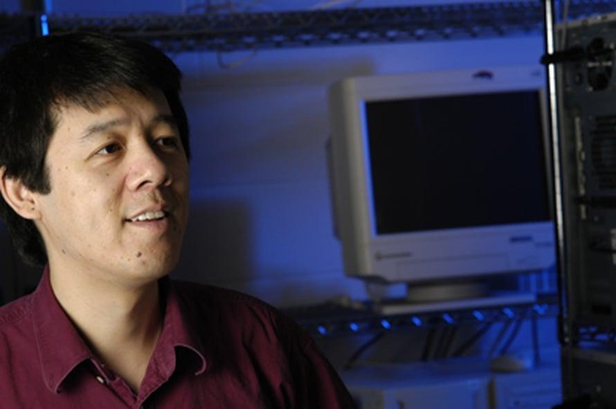 "Xiao Cheng Zeng. Kuva: <span class=""photographer"">Nebraska-Lincolnin yliopisto</span>"