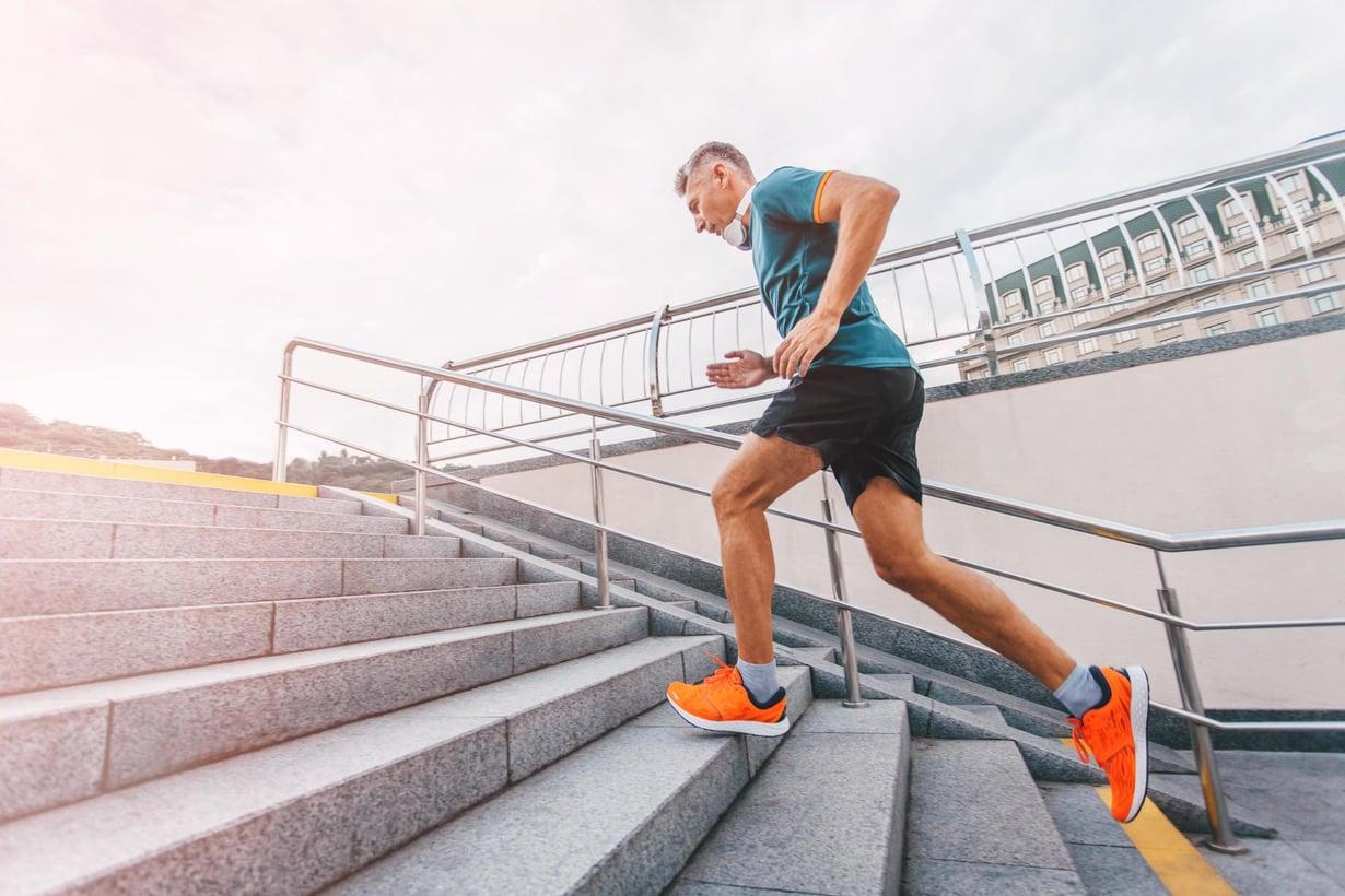 Ihminen vanhenee vääjäämättä, mutta liikunnalla sitä voi hidastaa. Kuva: Shutterstock