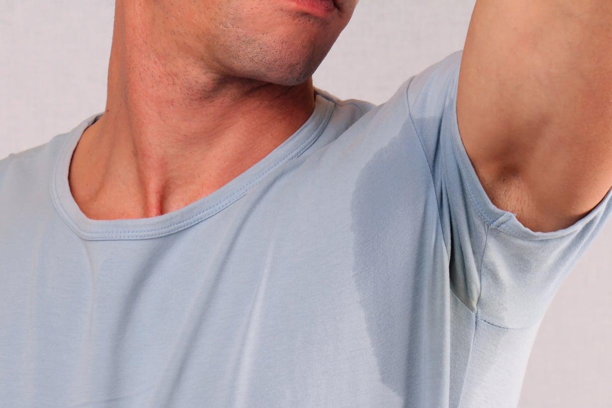 Mikä haisee kainaloissa, ei välttämättä haise jaloissa. Kuva: Shutterstock