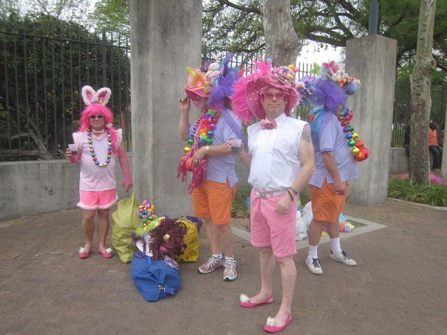 """Pääsiäinen New Orleansissa. Kuva: <span class=""""photographer"""">Infrogmation / Wikimedia Commons</span>"""
