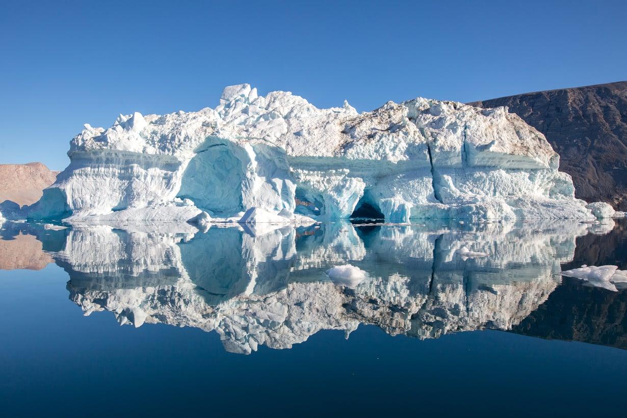 Yksin viime vuoden kato kohottaa valtameriä 1,5 millimetriä. Kuva: Getty Images