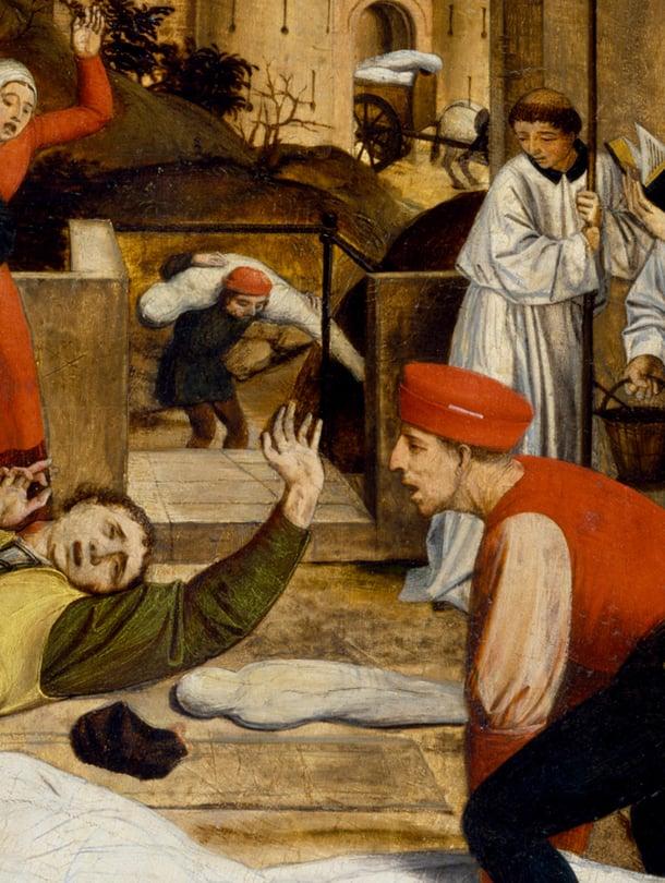 """Tartuntataudeista tuhoisimpia on ollut rutto. Keskiajalla se kylvi kuolemaa niin usein, että elämä mustui maailmanlopun odotukseksi. Kuva: <span class=""""photographer"""">Alamy/MVPhotos</span>"""