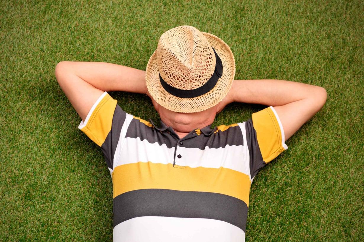 Kannattaa ottaa nokoset silloin kun pystyy. Ne virkistävät aivoja ja terästävät huomiokykyä. Kuva: Shutterstock