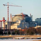 Ydinvoima on lähes päästötöntä. Kuva: Sanoma-arkisto