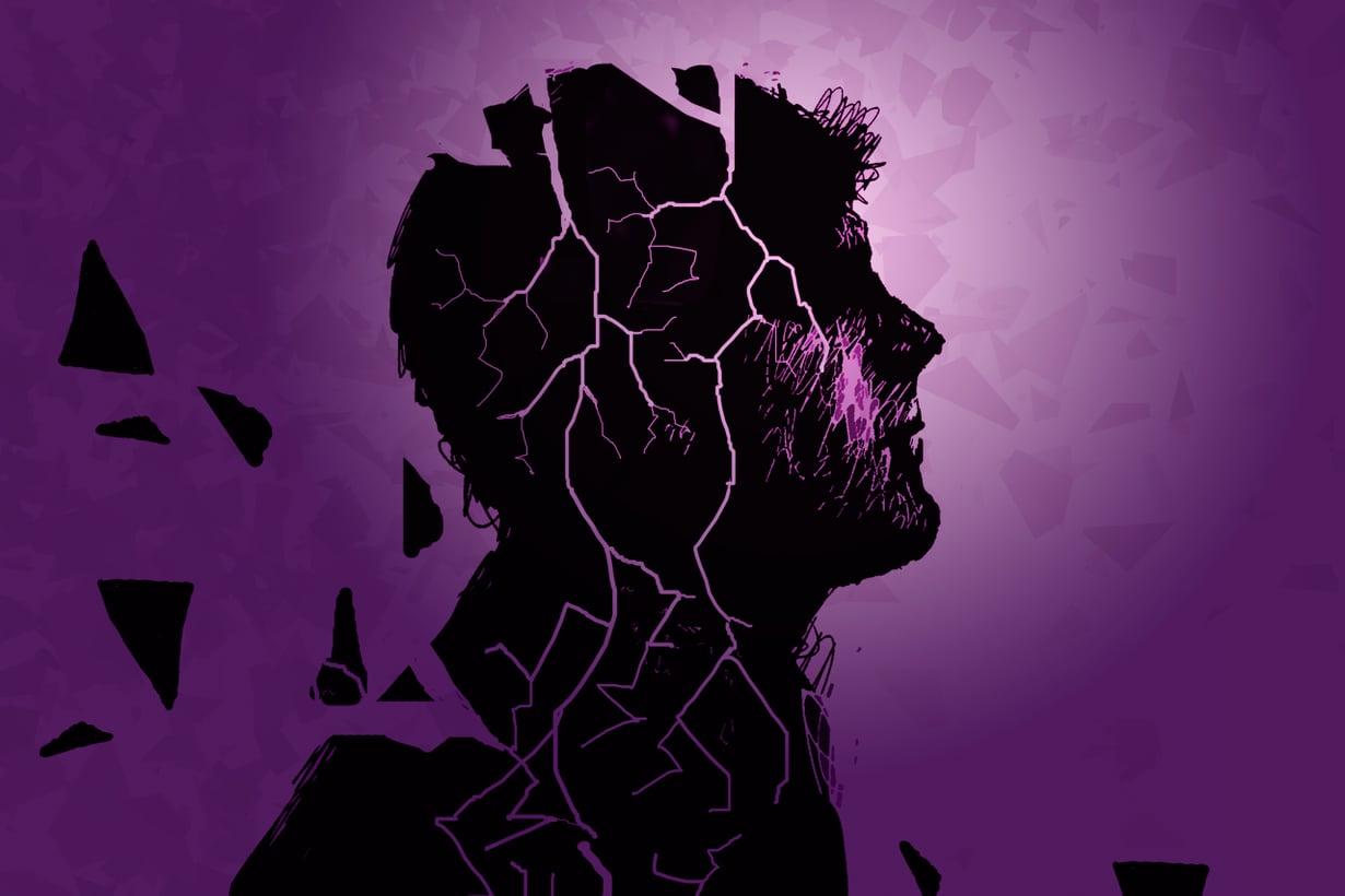 Mies masentuu harvemmin kuin nainen. Tilastojen mukaan sairaus on naisilla kaksi kertaa yleisempi. Kuva: Getty Images