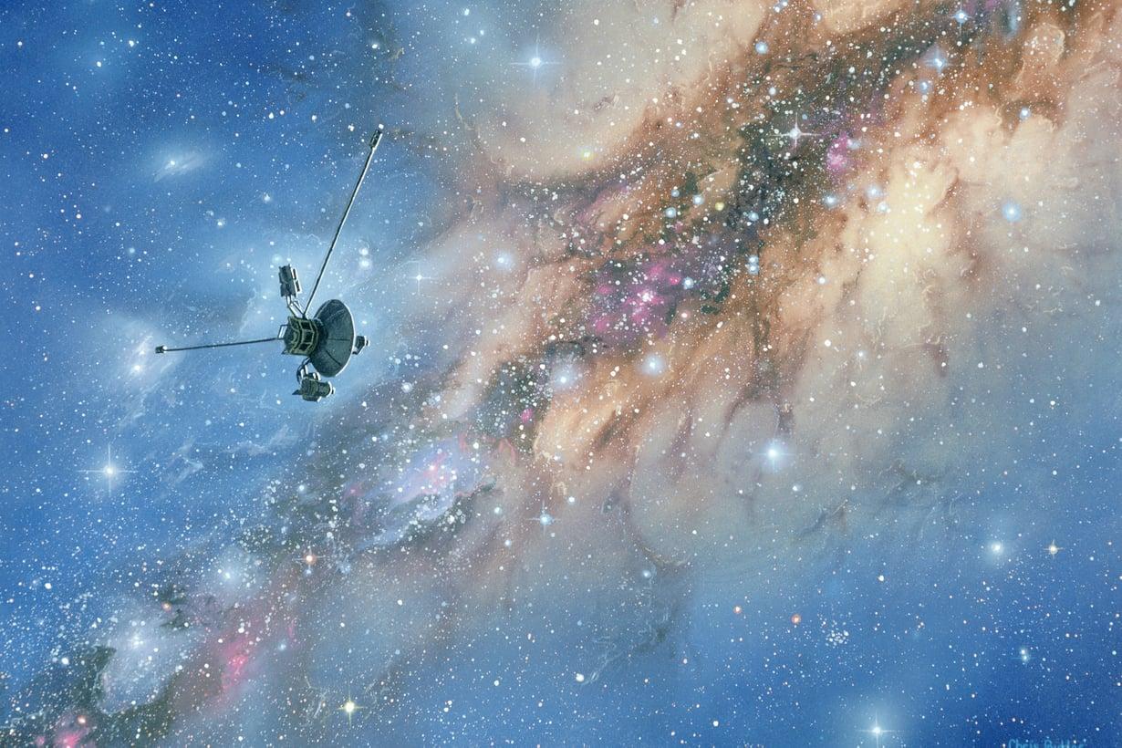 Haku kannattaa suunnata yli 10 000 valovuoden päähän Maasta. Kuva: SPL/MVPhotos